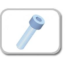 Socket head screw - metal (Series 340)