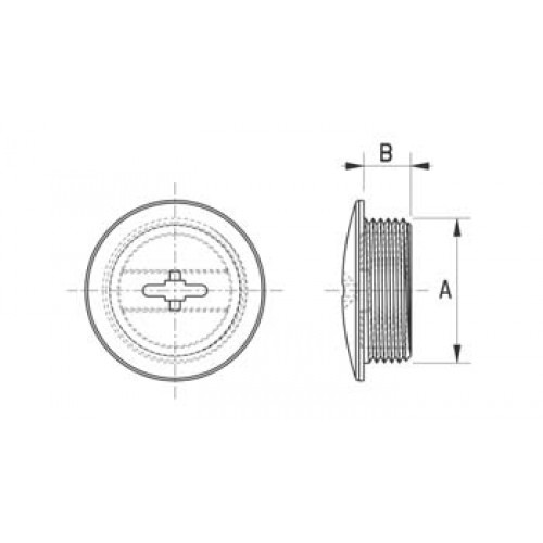 Cable Gland Cover Series 127